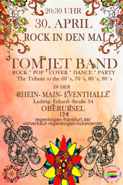 Rock in den Mai - wir Rocken in den Wonnemonat