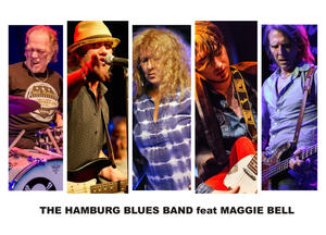 The HAMBURG BLUES BAND feat. Maggie Bell & Krissy Matthews
