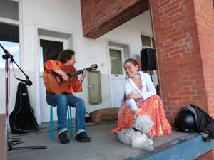 Flamenco Lírico und Iris Zenker live in Rothenburgsort