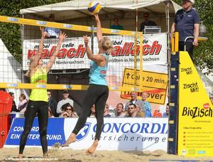 Möbel Wallach Beachvolleyball Cup 2016