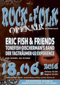 Rock & Folk im Räderwerk - Festival in Hameln