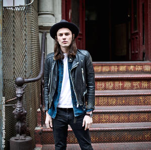 James Bay am 29.6. auf Tollwood