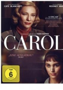 DVD/Bluray Cover 'Carol'
