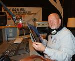 DJ PeeWee at work bei Radio Free FM Ulm