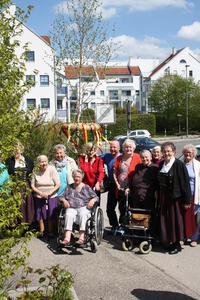 Beliebte Tradition auch am Friedberger Rothenberg