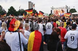 WM 2018: Wo gibt es Public Viewing in Augsburg?