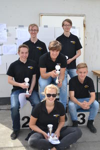 Die Schaumburger ADAC Slalom Youngster-Cup Fahrer
