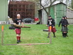 Ein Highlight - die Highland Games