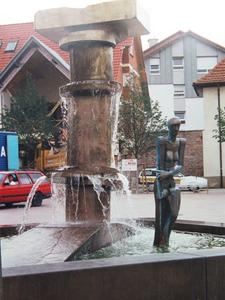 Brunnenhexe in Nußloch