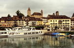Hafen in Rapperswil