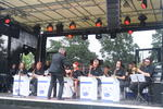 Die Big Band 'Blue Notes' spielt bei CitySound.