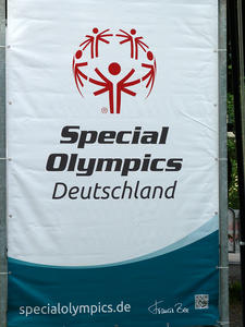 Special Olympic - Plakat
