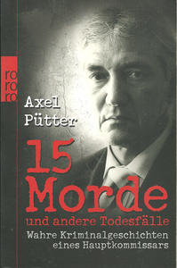 15 Morde, Cover