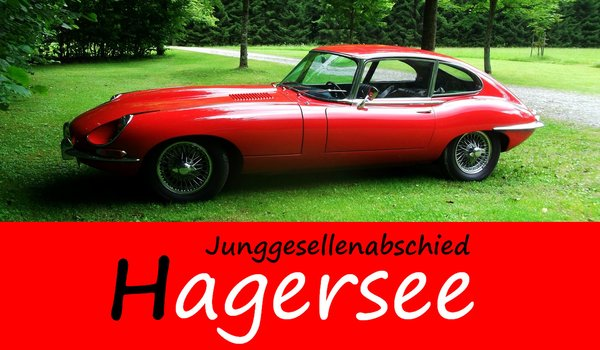 Junggesellenabschied am Hagersee