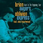 BRIAN AUGER's Oblivion Express feat. ALEX LIGERTWOOD  - THE ANTHOLOGY TOUR 'Back To The Beginning'