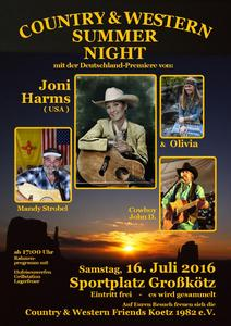 Country & Western Summer Night der CWF Kötz