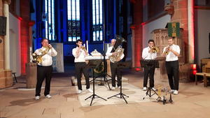 Canadian Brass in Frankenberg