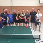 Tischtennis: Meistertraining in Hiddestorf