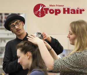 Top Hair bildet aus: Start in den Traumberuf Haarstylist