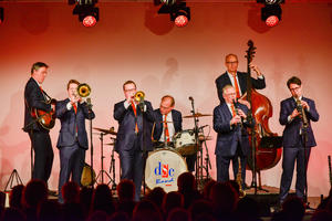Dutch Swing College Band in Burgdorf
