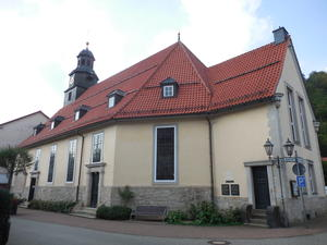 St. Andreas-Kirche in Bad Lauterberg
