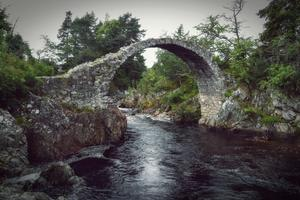 Carr Bridge in Schottland