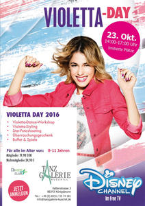 Violetta Day 2016 in der Tanzgalerie Kuschill in Königsbrunn