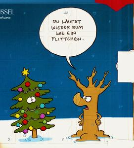 Adventskalender ...FROHES FEST...