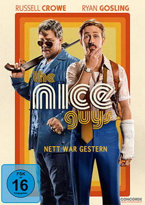 Verlosung BluRay/DVD 'The Nice Guys'