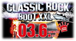 Classic Rock Boot XXL mit Helter Skelter