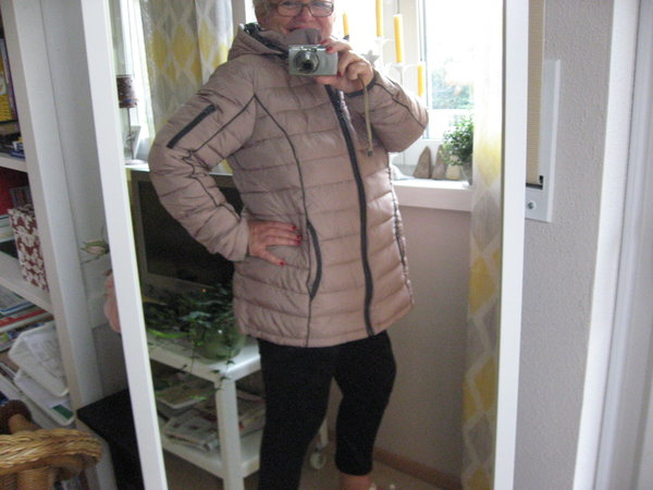 selfie, winter-wirds, warme-steppjacke