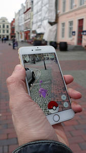 """Pokémon Go"": Auf Monsterjagd in Wismar"