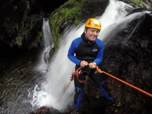Canyoning in Nordeste