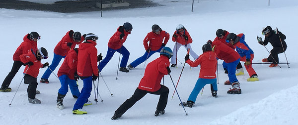 SCHNEEsport und WINTERsport mit FUN-SPORTS Club e.V.