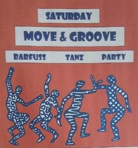 Saturday Move & Groove - Barfuss Tanz Party