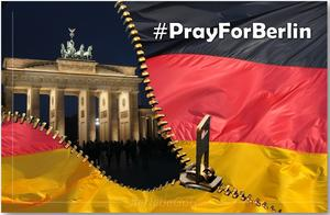 Pray for Berlin - #PrayForBerlin