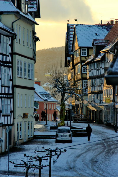 winter, bad-wildungen, altstadt-bad-wildungen