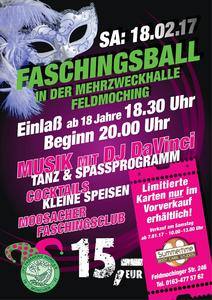 Fasching total beim FC Fasanerie-Nord