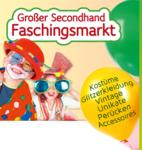 Großer Secondhand-Faschingsmarkt in Mering