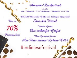 Amazon Lesefestival