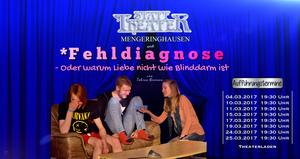 Statt-Theater Mengeringhausen 'FEHLDIAGNOSE' | Amateurtheater | STATT-Theater Mengeringhausen