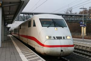 ICE 1075 in Marburg