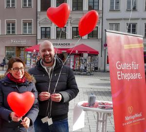 Die neunte MarriageWeek in der Region