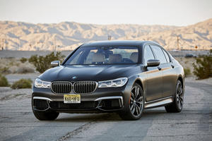 BMW M760Li: Sportler im Luxus-Dress