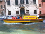 Ambulanza - Venezia Emergenza - Ambulanz Boot