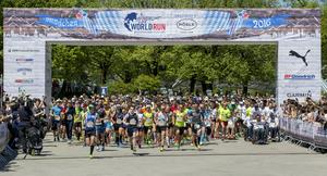 Wings for Life World Run am 07. Mai in München