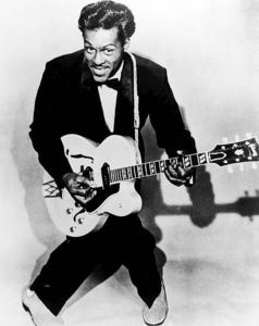 Der wahre König des Rock And Roll: Chuck Berry.     Foto in Public Domain