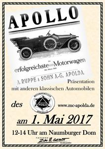 Oldtimer am Naumburger Dom