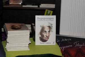 Lesung: Rainer Güllich in Markus Bücherkiste in Soest-Ampen