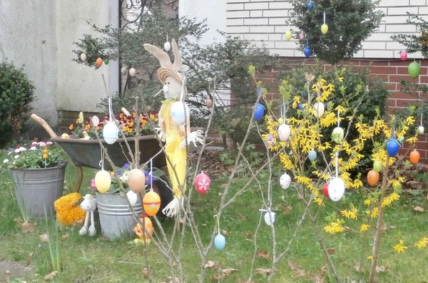 osterfest, ostern-in-bothfeld